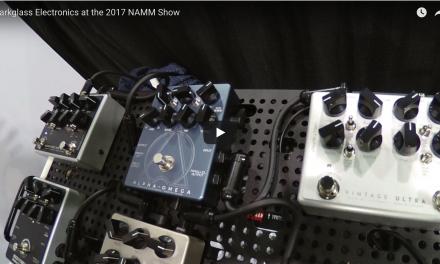 NAMM '17 – Darkglass Electronics Interview
