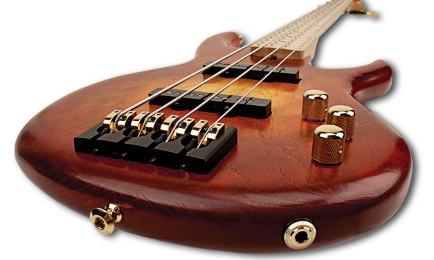 DNA Guitar Company – Accelerator Bass