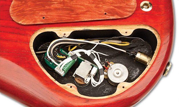 BASS LAB – DNA Guitar Company Accelerator Bass