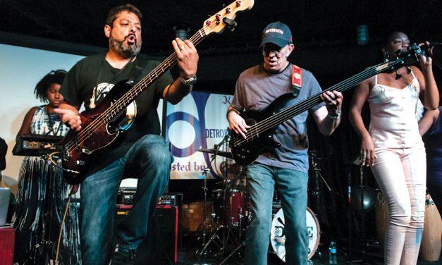 Detroit Bass Day 2016