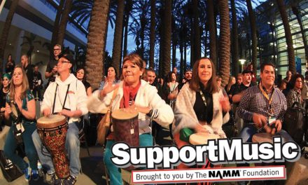 Fundamental Support – NAMM Foundation