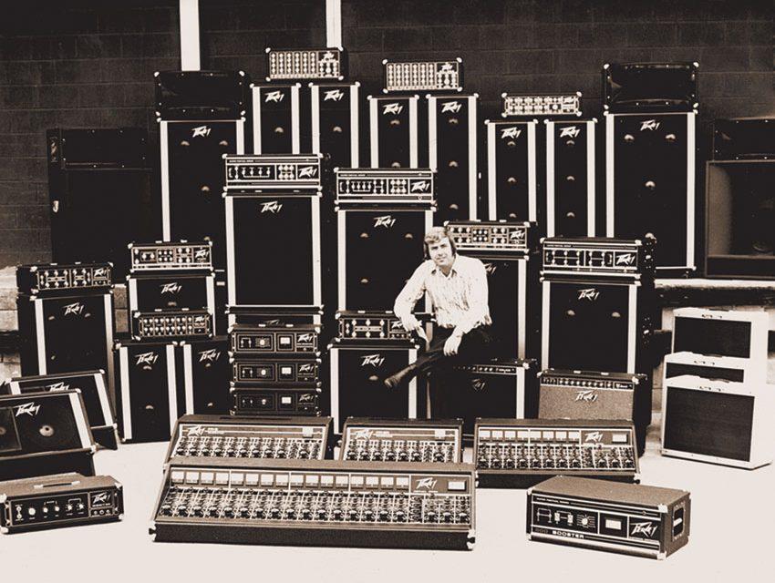 Bass Gear Icons: Hartley Peavey