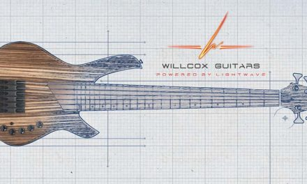 Willcox Guitars Debuts the USA Custom Shop Saber Bass
