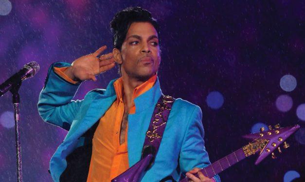 A Thin White Duke & The Purple One