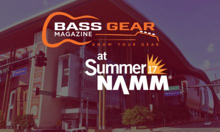 Summer NAMM 2017 Day 1