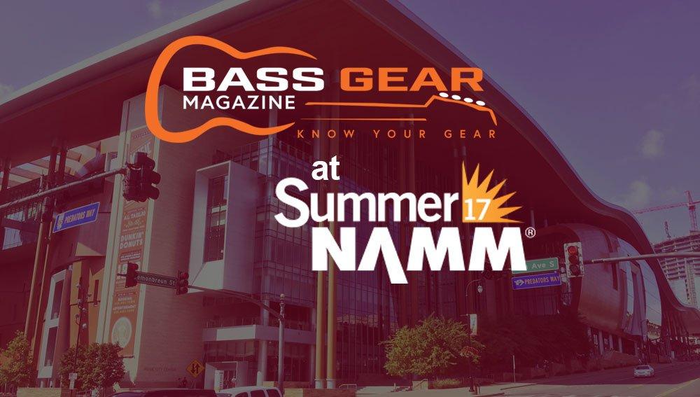 Summer NAMM 2017 Day 1