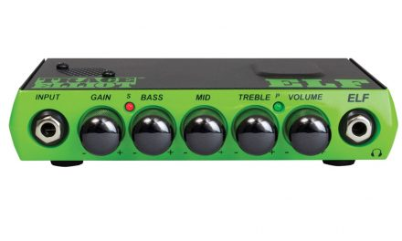 Trace Elliot® Now Shipping ELF Bass Amplifiers