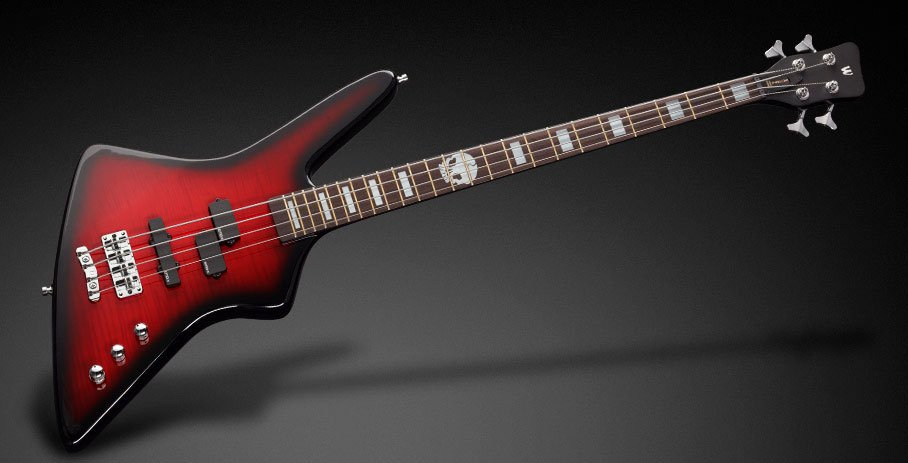 Warwick Press Release RockBass Corvette Basic 8 and RockBass Artist Line Rex Brown
