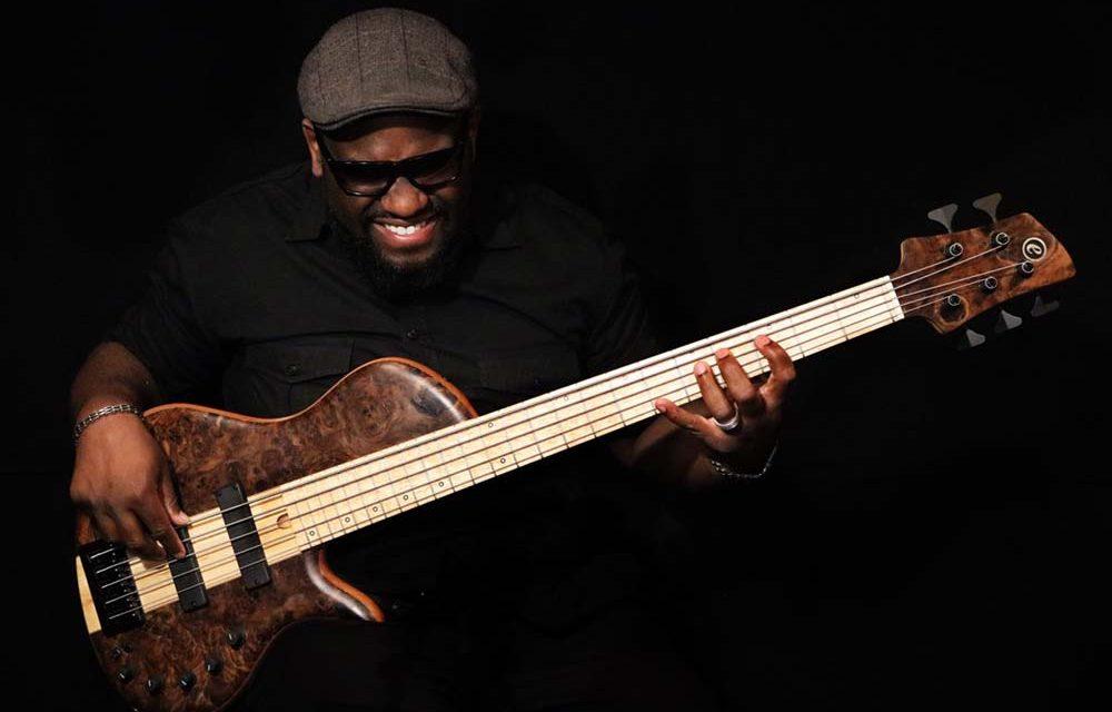 Elrick Bass Guitars, Daric Bennett Signature Bass Announcement