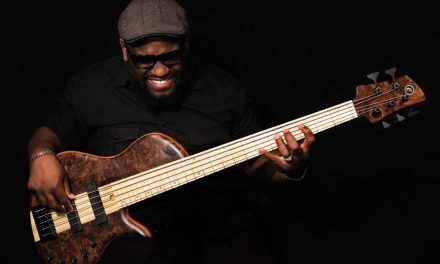 Elrick Bass Guitars, Daric Bennett Signature Bass Announcement