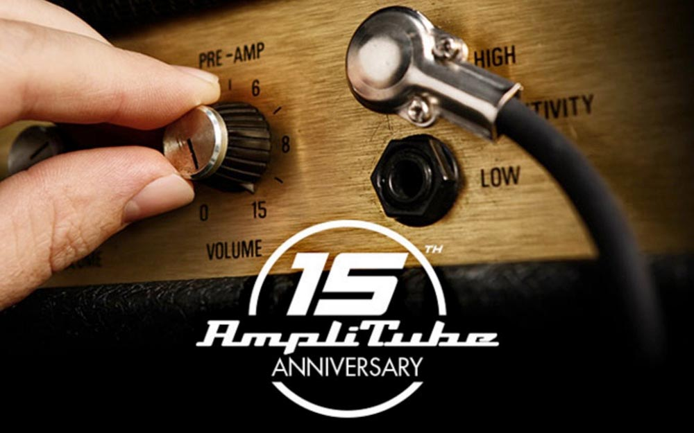 AmpliTube goes to 15