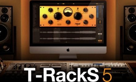 T-RackS 5 – the most powerful mixing and mastering modular system for Mac/PC is now available