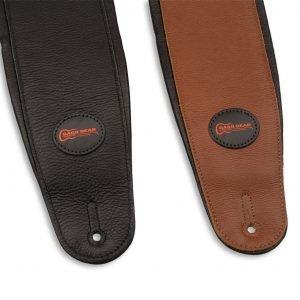 Garment Leather Bass Guitar Strap