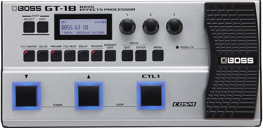 BOSS GT-1B Bass