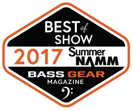 summer NAMM show badge