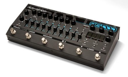 Electro-Harmonix Unveils The  95000 Performance Loop Laboratory, The Company's Most Powerful Looper Ever
