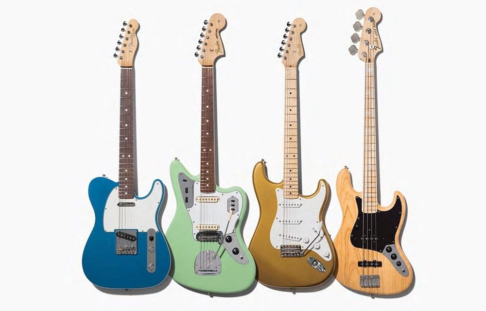 Fender® Announces American Original Series – Inspired by Fender Models Through the Decades