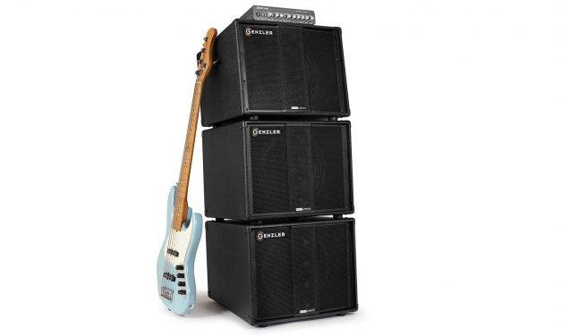 Genzler BA12-3 SLT Bass Cab