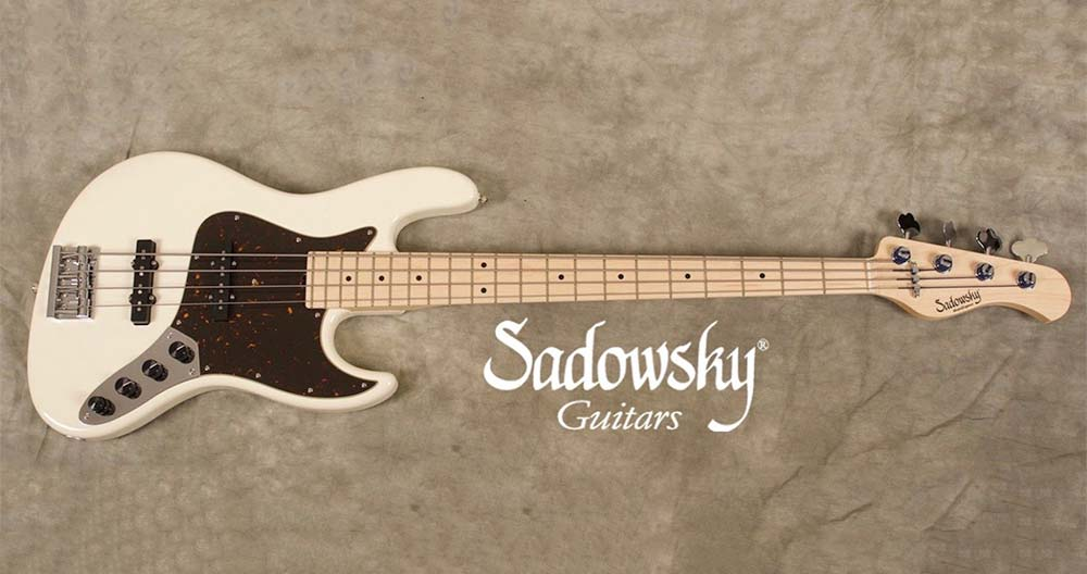 Sadowsky's New Line of MetroExpress Basses to be Unveiled at 2018 NAMM Show