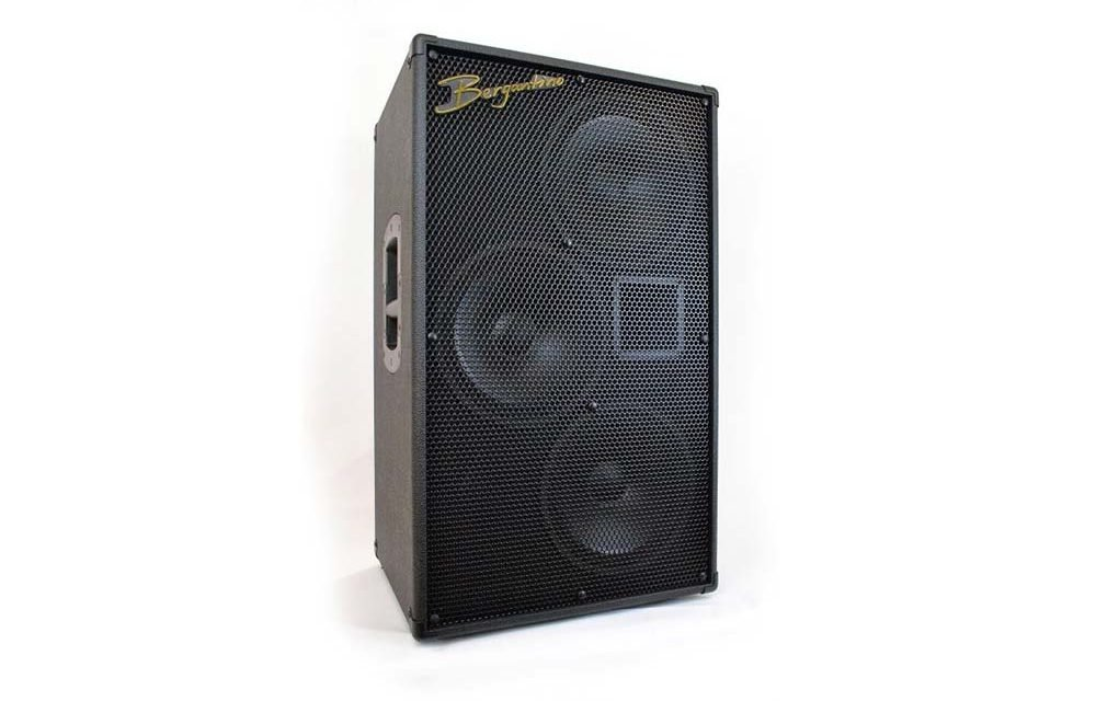 Bergantino Introduces New Cab HG410 for Bass Players
