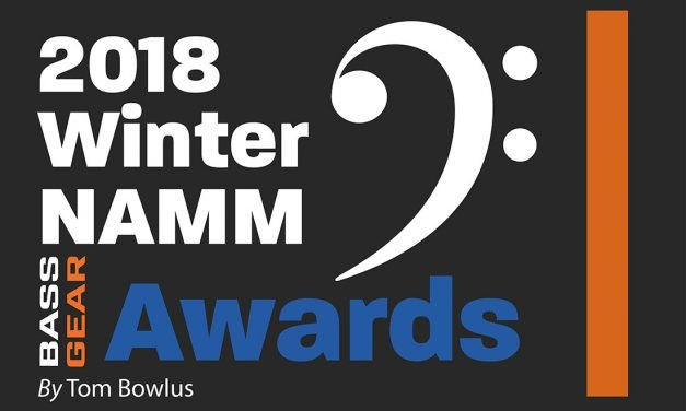 2018 Winter NAMM Show Awards