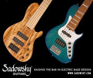 Sadowsky Guitars