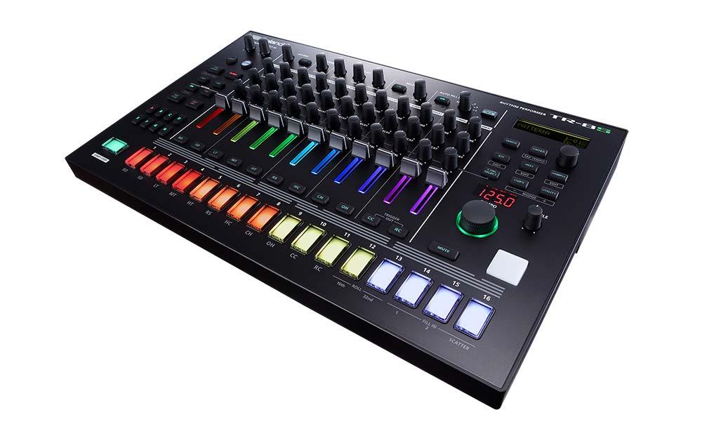 Introducing the Roland TR-8S Rhythm Performer