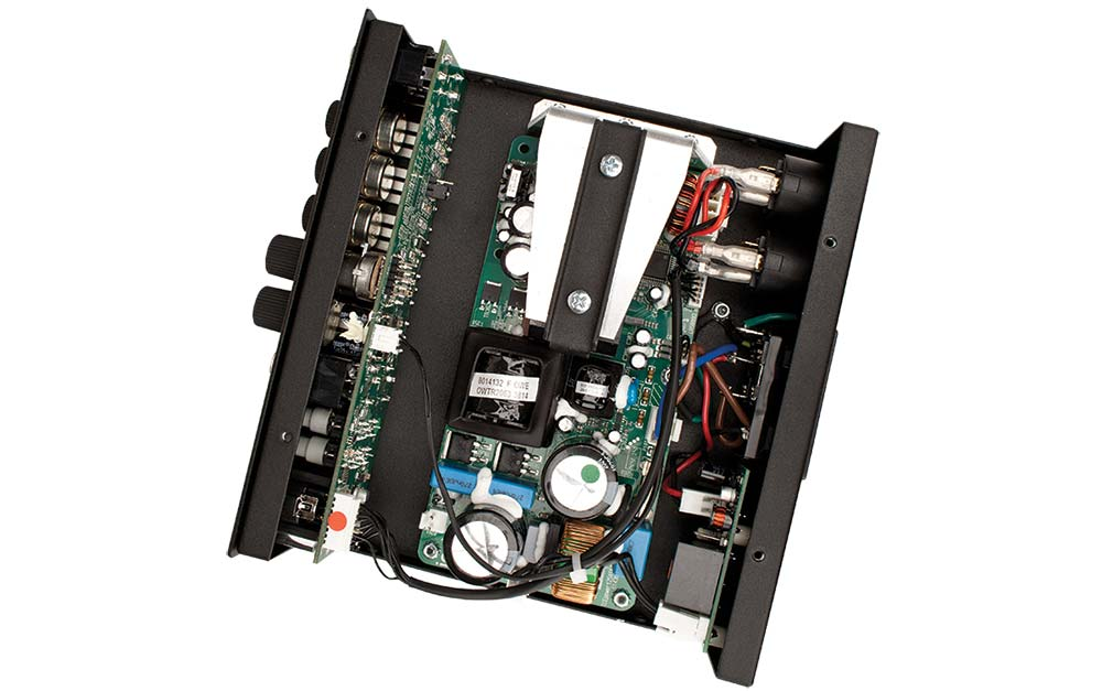 Amp Lab – Acoustic Image Clarus SL