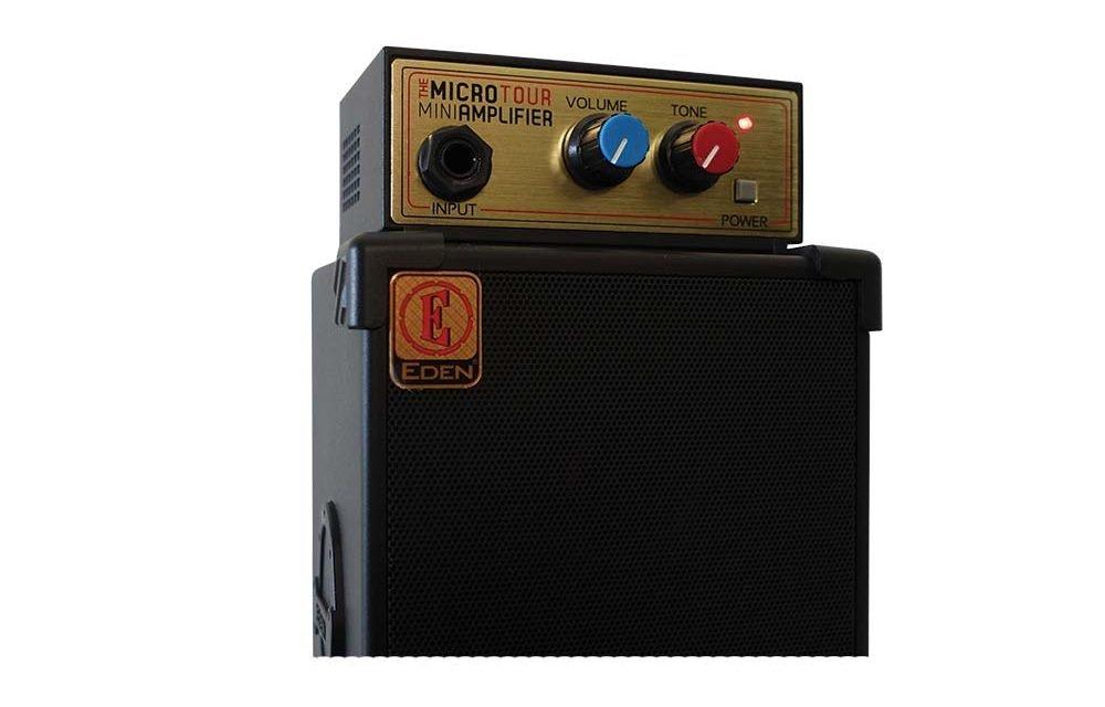 Eden Electronics MicroTour Bass Combo