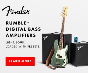 Fender Rumble 300x250