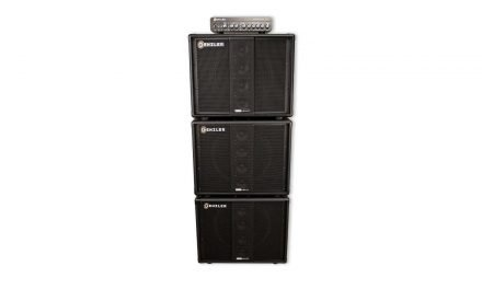 Genzler Magellan 800 Bass Head and BA12-3 Bass Cab