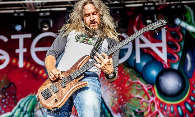 Troy Sanders Interview