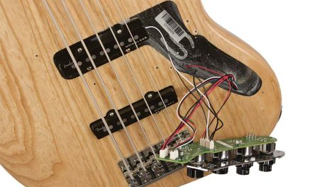 Bass Lab – Fender Jazz Elite V