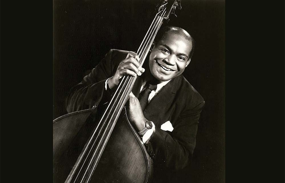 Walking a Bass Line with Willie Dixon