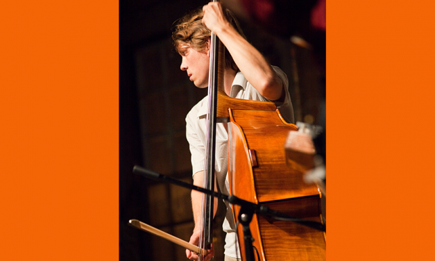 Tom Bowlus Chats With Double Bassist Paul Kowert