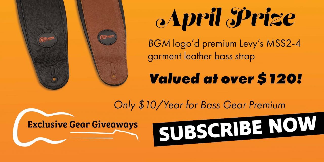 New Perks for Bass Gear Premium Subscribers