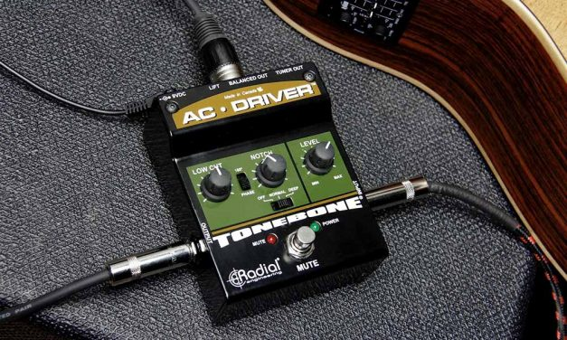 Radial announces the AC-Driver from Tonebone is now shipping