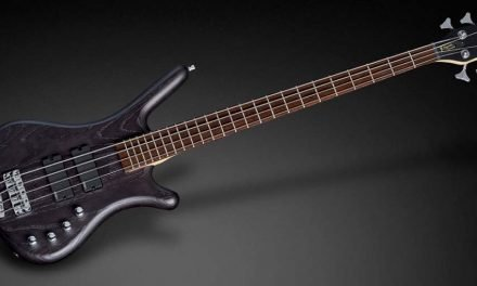 Warwick Press Release – RockBass Corvette Taranis