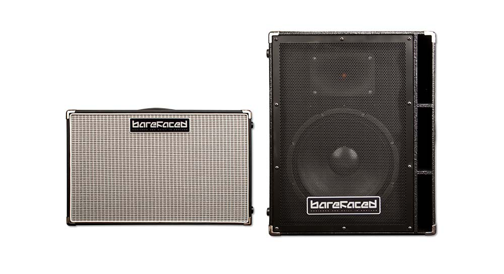 Barefaced Audio FR800 and Two10