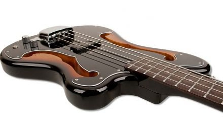 "Eastwood EEB-1 Bass – ""Everything Old is New Again"""