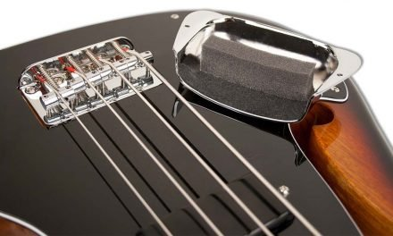 Bass Lab – Eastwood EEB-1