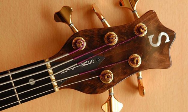Bass Gear Icons: Ken Smith