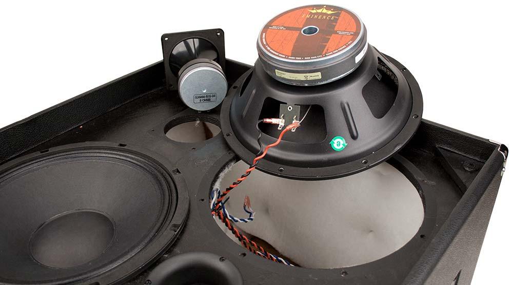 Cab Lab – Ampeg SVT-212AV Bass Cabinet