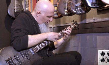 "Darkglass Electronics Vintage Ultra V2 – Paul Vario Bass Playthrough ""Valhargard"""