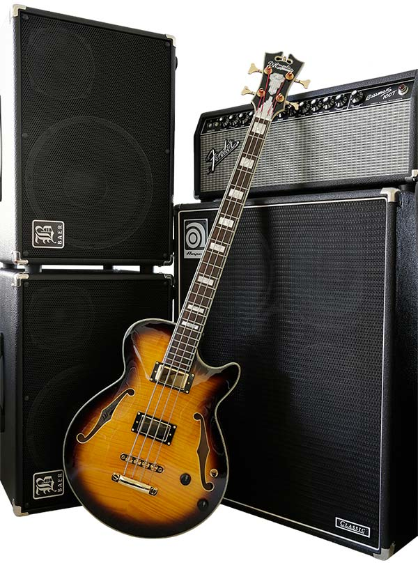 D'Angelico Bass