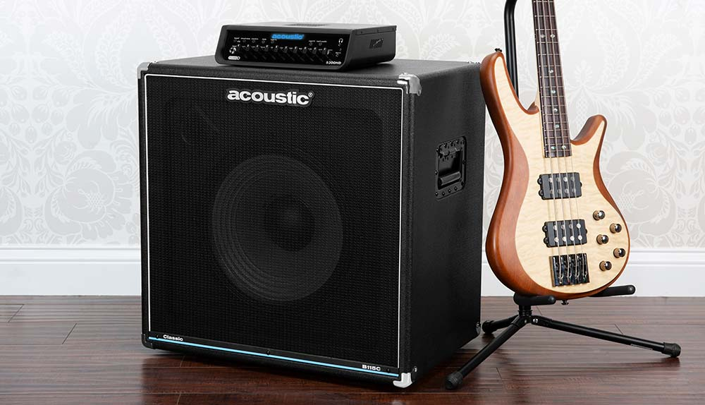 New Acoustic Classic Series Bass Combos Combine Vintage Vibe with Modern Features