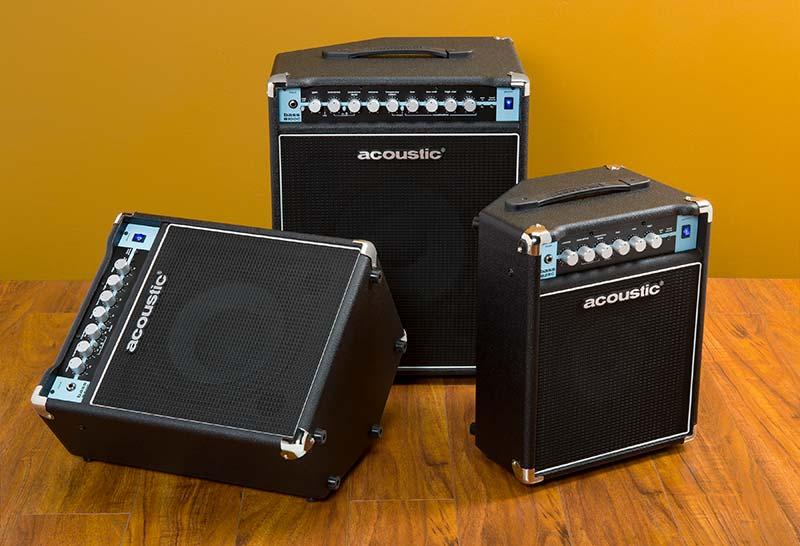 Acoustic® Amplifiers