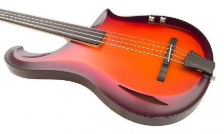 """""""Doubling Down on a New Design"""" Smith Creek Mandolin – Christopher Bass DBG"""