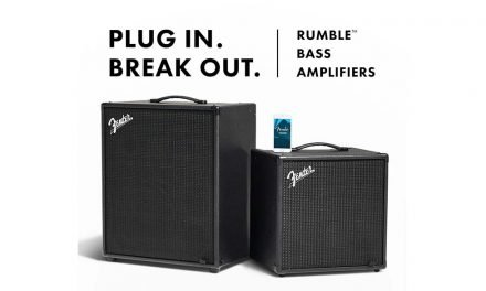 Light. Loud. Loaded with Presets.