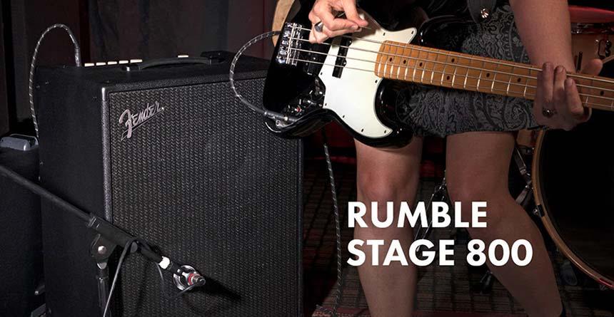 Rumble Studio 40